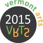 Vermont Arts 2015 Logo