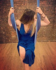 Jen Aerial Yoga Gown