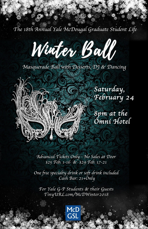 McDougal Winter Ball 2018